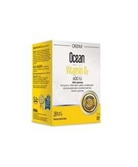 Ocean Vitamin D3 600 IU 20 ml spray