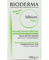Bioderma Sebium Pain Purifying Bar 100 gr